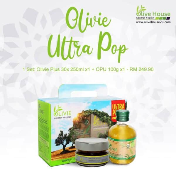 ultra pop olive house