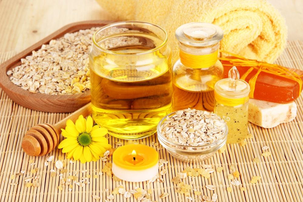 Kebaikan minyak zaitun pada kulit