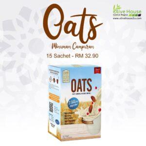 minuman oat